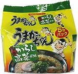 うまかっちゃん 博多からし高菜風味 5個パック