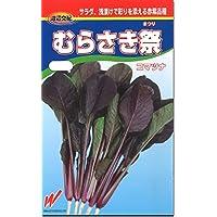 小松菜 コマツナ 種子 むらさき祭 10ml