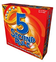 University Games 5 Second Rule The Game Of Quick Thinking And Fast Talking [並行輸入品]
