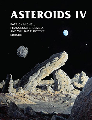 『Asteroids IV (Space Science Series) (English Edition)』のトップ画像