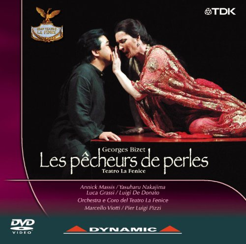 ビゼー 歌劇《真珠採り》 フェニーチェ歌劇場2004年 [DVD]