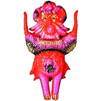 Medicom Monster Octopus Zolomedear Sofubi Action Figure (Large Red Version)
