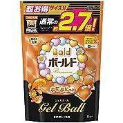 【ケース販売】 ボールド 洗濯洗剤 液体 ジェルボール スプラッシュサンシャインの香り 詰替用 超お得サイズ 1.16kg (48個入り)×6個