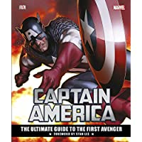 Captain America The Ultimate Guide to the First Avenger (Dk Marvel)