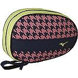 MIZUNO(ミズノ) 卓球 ラケットケース(2本入れ) 83JD8002 87:ネイビー×ピンク
