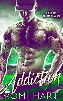 Addiction (Out of Bounds Book 2) by [Hart, Romi]