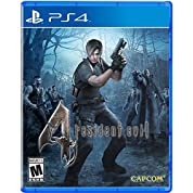 Resident Evil 4 HD (輸入版:北米) - PS4