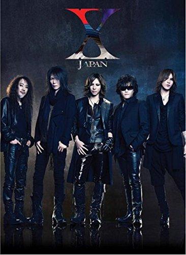 X JAPAN WORLD TOUR 2014 NYマディソンスクエアガーデン公演 オフィシャルパンフレット