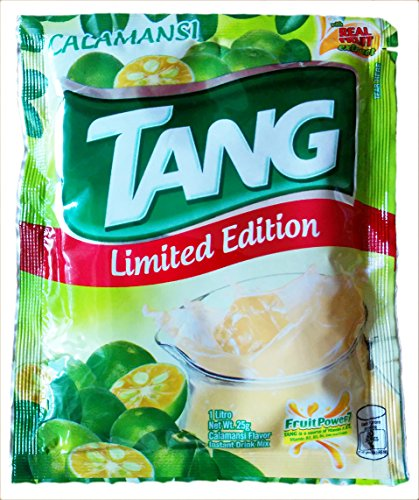 TANG Calamansi Flavor limited edition 25g タン 粉末ドリンク ジュース 1リットル分 (カラマンシー味)
