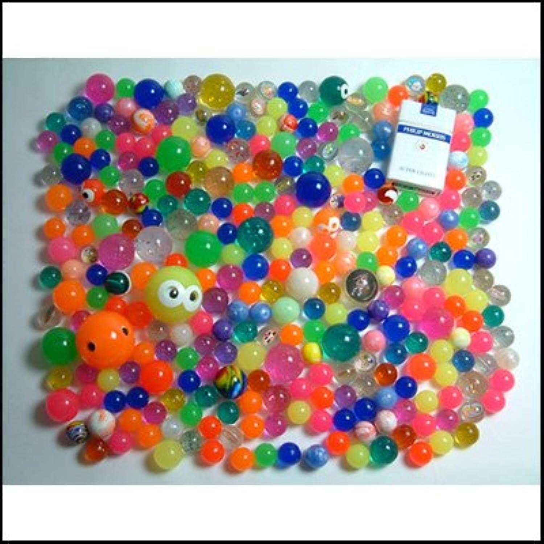 スーパーボールA(300ヶ)【水のおもちゃすくい お祭り景品 お祭り販売品 縁日】 670