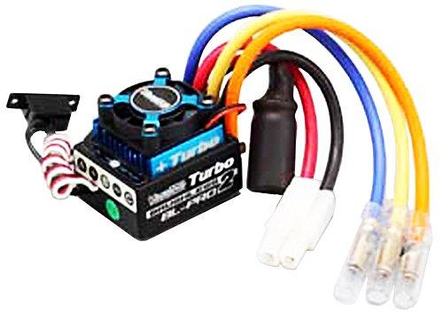 ヨコモ ブラシレスモーター専用スピードコントローラー BL-PRO2 +Turbo