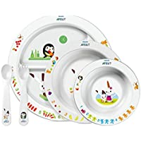 Philips Avent SCF716 幼児の食事セット6メートル+ BPAフリー [並行輸入品]