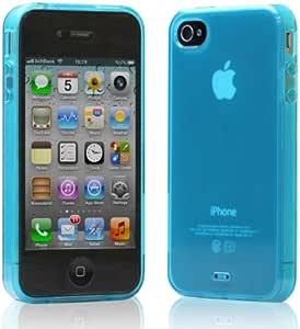 【正規品】 TUNEWERE SOFTSHELL for iPhone 4S/4 ターコイズ TUN-PH-16