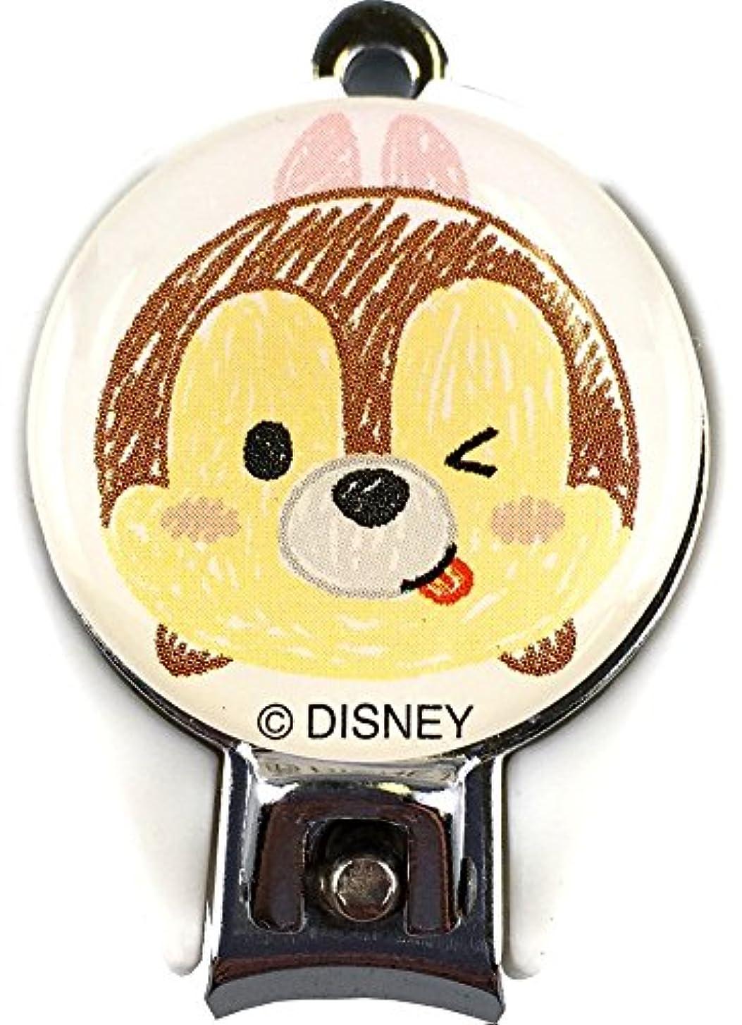 スキムベリー荷物ヤクセル ディズニー 丸型つめ切り TsumTsum チップ 60057