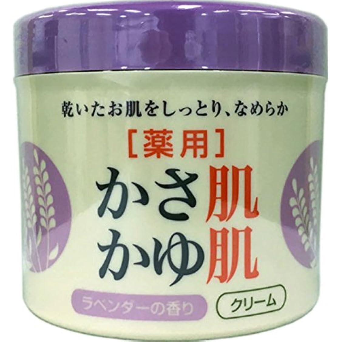 パレード光沢ブラシヒラマツ商事 薬用かさ肌かゆ肌ミルキークリーム ラベンダー 280g (医薬部外品)
