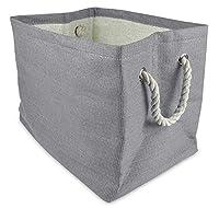 DII ペーパー編み収納カゴ・荷物入れ Medium Basket CAMZ35710