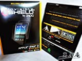 ZAGG Invisible SHIELD for iPad2 液晶保護フィルム