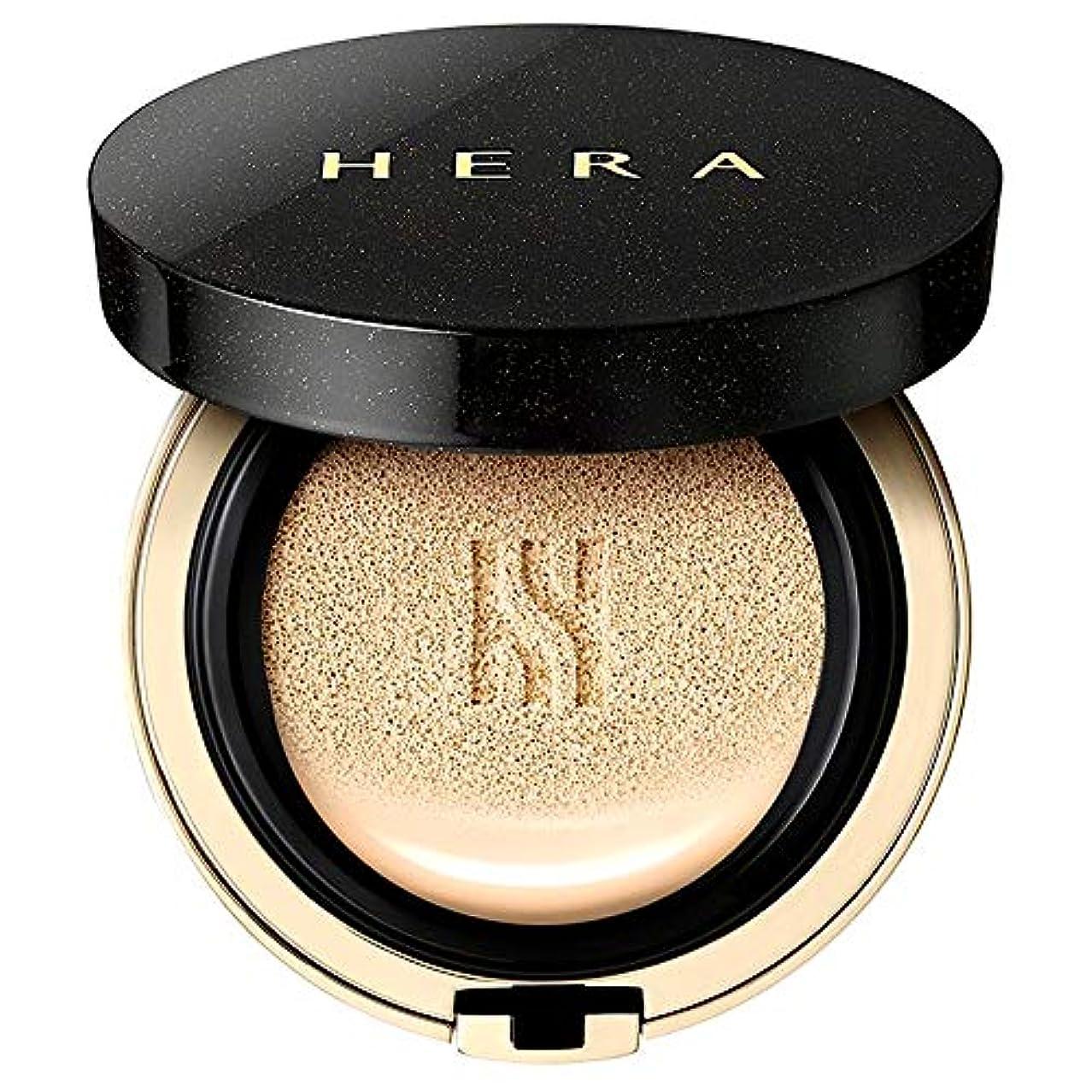議題センサー容器(ヘラ) Hera Black CushionブラッククッションファンデーションSPF34/ PA++本品15g (No.21 banila) [並行輸入品]