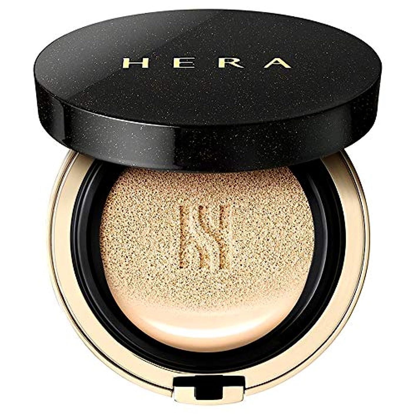 五月せっかち体細胞(ヘラ) Hera Black CushionブラッククッションファンデーションSPF34/ PA++本品15g (No.21 banila) [並行輸入品]