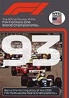 F1 1993 Official Review NTSC DVD【DVD】 [並行輸入品]