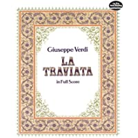 Verdi: LA Traviata in Full Score