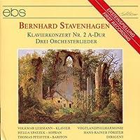 Stavenhagen: Piano Concerto 2