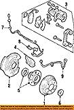 HONDA (ホンダ) 純正部品 ホース L.リヤーブレーキ (ニチリン) シビック 3D シビック フェリオ 品番46431-SR3-934