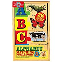 T.S. Shure Alphabet Matching Puzzle Pairs [並行輸入品]