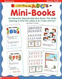 I Can Write My ABC's Mini-Books