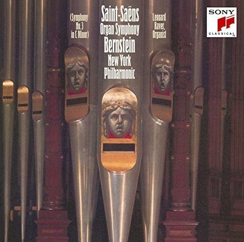 サン=サーンス:交響曲第3番「オルガン付き」/フランク:交響曲ニ短調