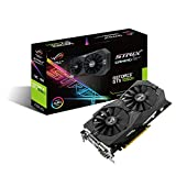 Asus GeForce GTX 1050ti 4 GB Rog Strix Oc Edition HDMI 2.0 DP 1.4ゲームグラフィックスカード( strix-gtx1050ti-o4g-gaming )グラフィックカード