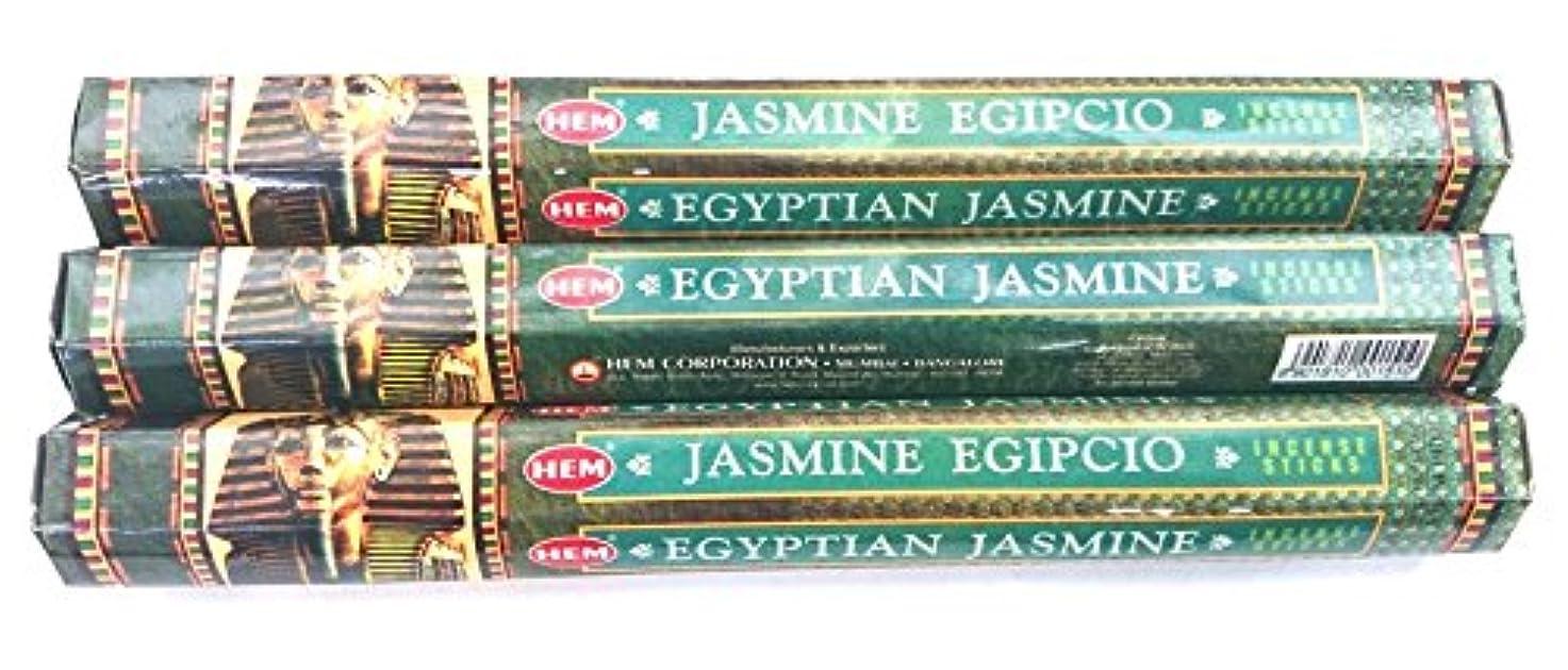 処分した寝室寂しいHEM エジプシャンジャスミン 3個セット