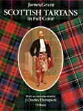 Scottish Tartans in Full Color (Dover Pictorial Archive) (English Edition) 画像