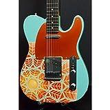 Fender Custom Shop/Master Built Series Artistry Telecaster by Greg Fessler Art Work by Madison Roy