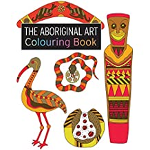 Aboriginal Art Colouring Book