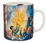磁器マグカップ - ホグワーツのハリーポッタークリスマス