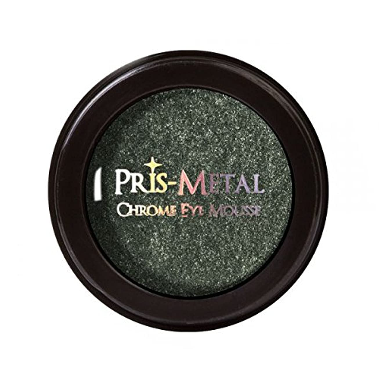 ビジター多様な労働者J. CAT BEAUTY Pris-Metal Chrome Eye Mousse - Forest Night (並行輸入品)