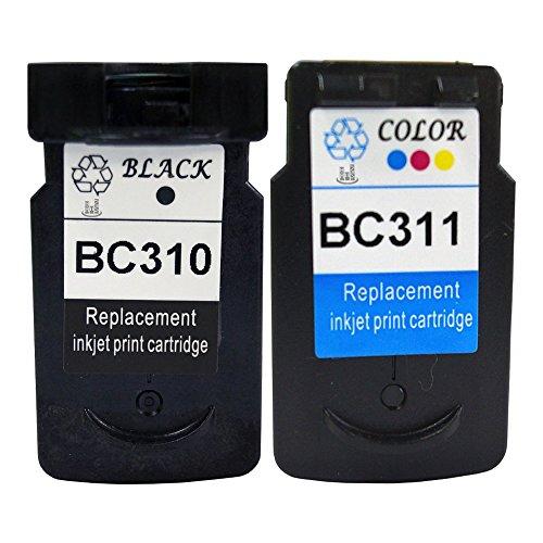 BC-310XLBK(ブラック) BC-311XLCL(カラ...