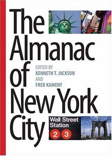 Download The Almanac of New York City 0231140622