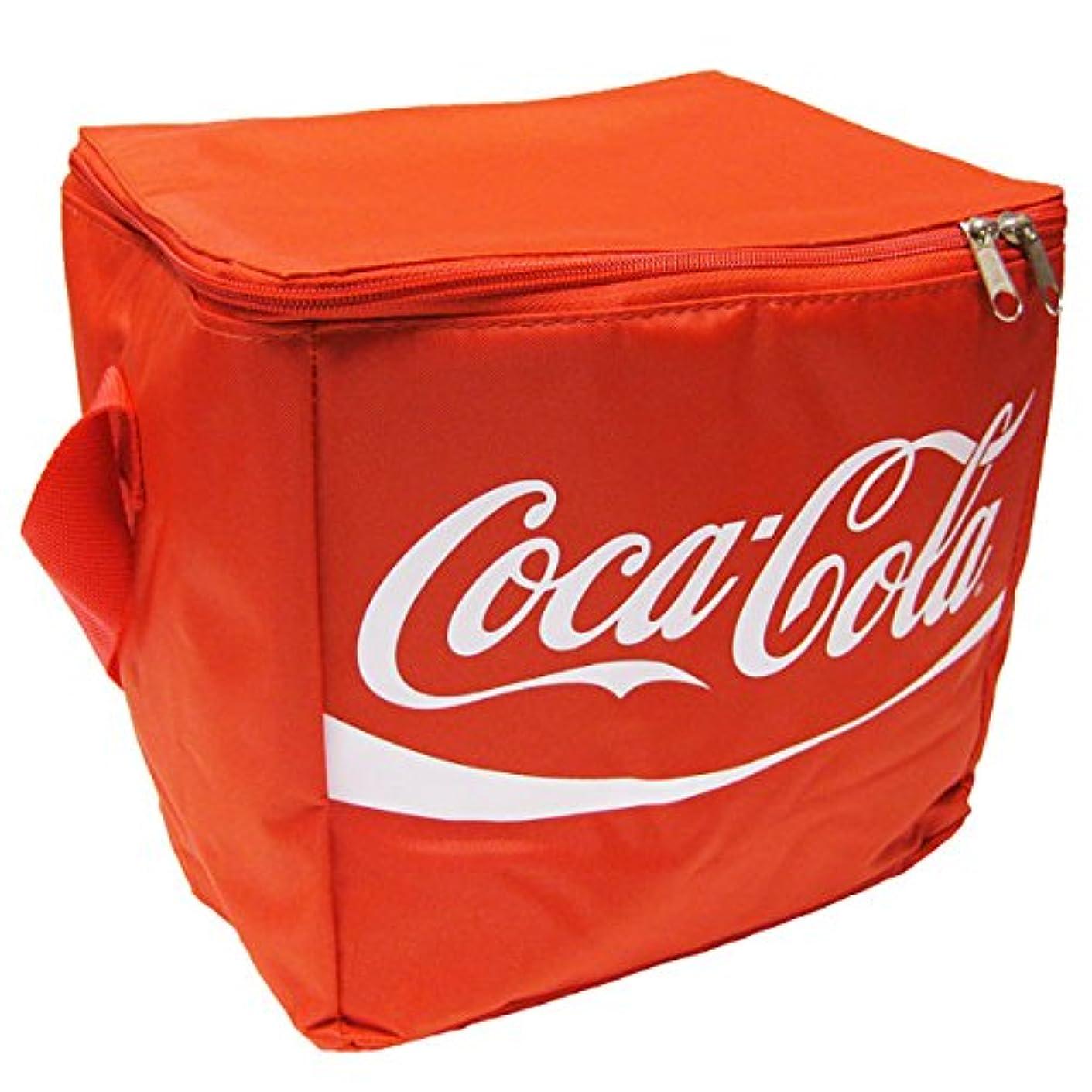 妖精暴力バックアップコカコーラ(Coca Cola) 保冷バッグ(ボックス) クーラーバッグ ランチバック アウトドア 運動会 お弁当 バーベキュー アメリカン雑貨 アメリカ雑貨 保冷