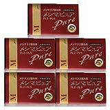 メシマピュア(1.1g×30包)≪5箱販売≫PL2・PL5メシマコブ【エルエスコーポレーション正規品】