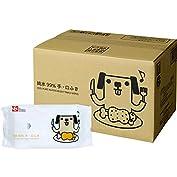 【Amazon.co.jp限定】 純水99% 手・くちふき 「ポチ」 60枚入×20個 (1200枚...
