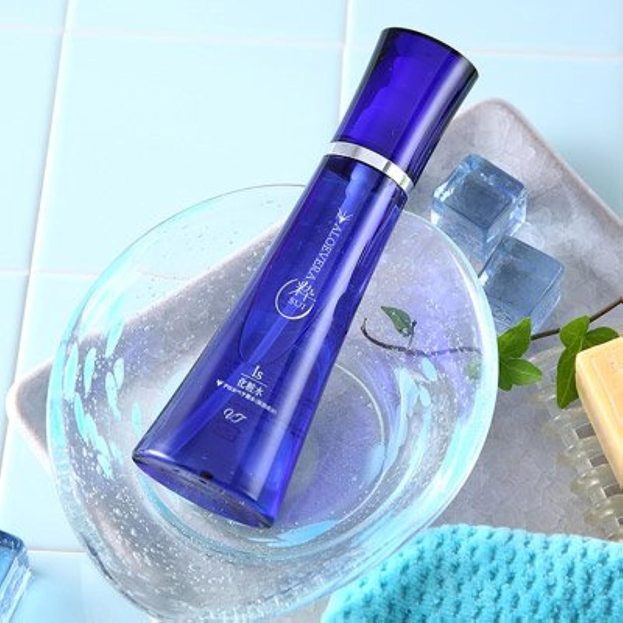 科学的いま番目アロエベラと美肌成分の相乗効果を アロエベラ粋【SUI】化粧水しっとりⅠs