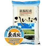 【精米】新潟県産 無洗米 白米 北陸 越後の米 こしいぶき 5kgx2袋 平成29年産 新米