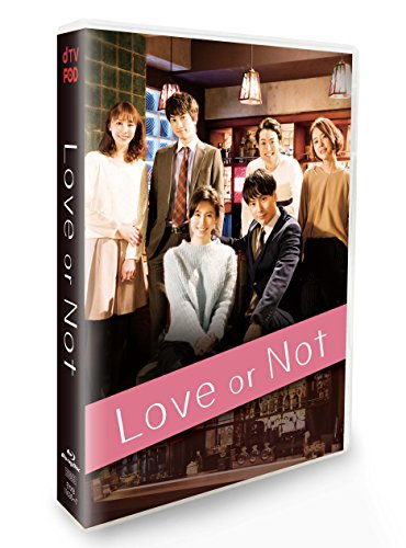 【Amazon.co.jp限定】Love or Not Blu-ray-BOX(B3ポスター[ポスタービジュアル絵柄]付)