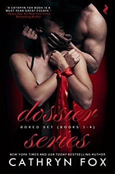 Dossier Series Boxed Set (Books 1-4) by [Fox, Cathryn]