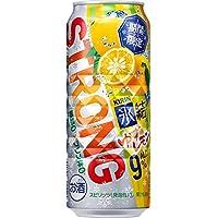【季節限定】キリン 氷結ストロング ゆずレモン 500ml×24本