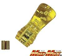 MT車用 ルークシフトノブ 泡 ゴールド MM75-0005-GD