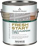 ベンジャミンムーアペイント  水性  フレッシュスタート万能プライマー白  4L