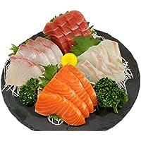 [冷蔵] 魚の北辰 刺身盛り合わせ4点盛り(まぐろ・真鯛・かんぱち・サーモン) [消費期限:お届け日当日]